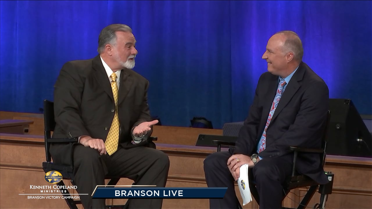 Join Tim Fox just before the Friday session of the 2019 Branson Victory Campaign as he sits down with anointed minister and pastor of Faith Life Church in Branson, Keith Moore, for a powerful conversation about the importance of staying where God stations you. Then, tune in as Barry Tubbs shares more about the need for Christians to rise up in the political realm and stand for righteousness.
