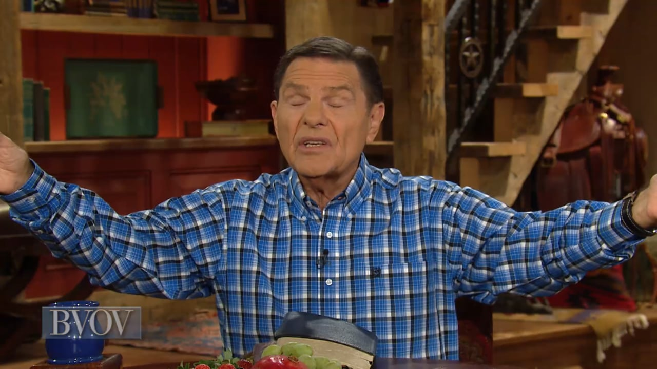 When you receive the gift of Jesus, you receive so much more than salvation! Watch Kenneth Copeland (as previously aired) on Believer's Voice of Victory, as He reveals how God has done everything needed for you to live a life of victory. Salvation, healing, deliverance and prosperity are yours!