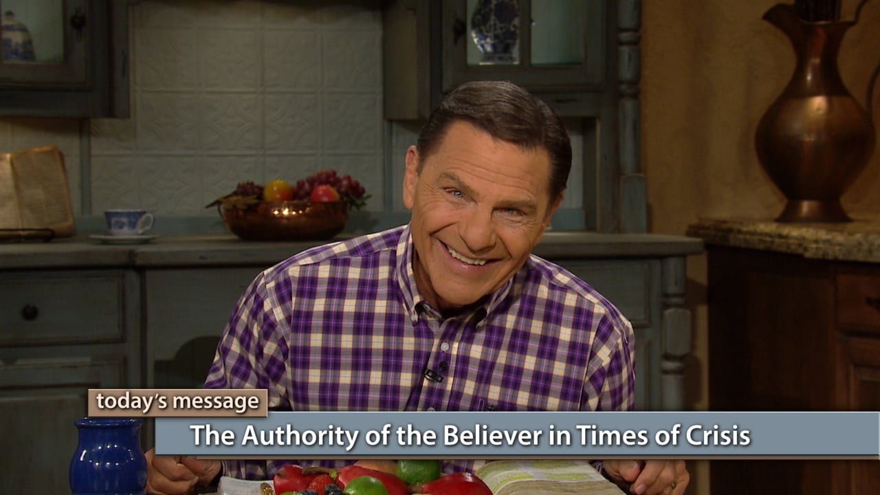 Jesus has all authority, and He has given that authority to you! Watch Kenneth Copeland (as previously aired) on Believer's Voice of Victory, as he reveals how the authority of the believer in times of crisis will bring victory. Learn how to use your authority!