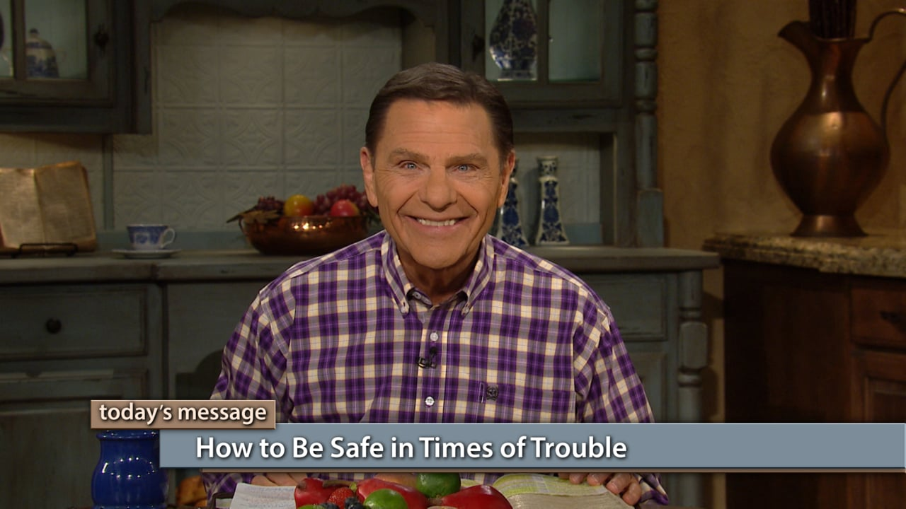 Total immersion in God's WORD can save your life! Watch Kenneth Copeland (as previously aired) on Believer's Voice of Victory as he shows you how to be safe in times of trouble. In an emergency, what your heart is full of and what you are thinking about will come out of your mouth. Fill your heart with God's WORD, so you only speak victory!