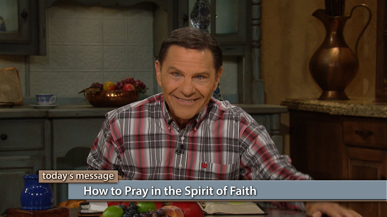Not sure how to pray for your situation so you can get results? Watch Kenneth Copeland (as previously aired) on Believer's Voice of Victory, and find out how to pray in the spirit of faith. Allow the Holy Spirit, who is Wisdom, to pray the most perfect and effective prayer through you!