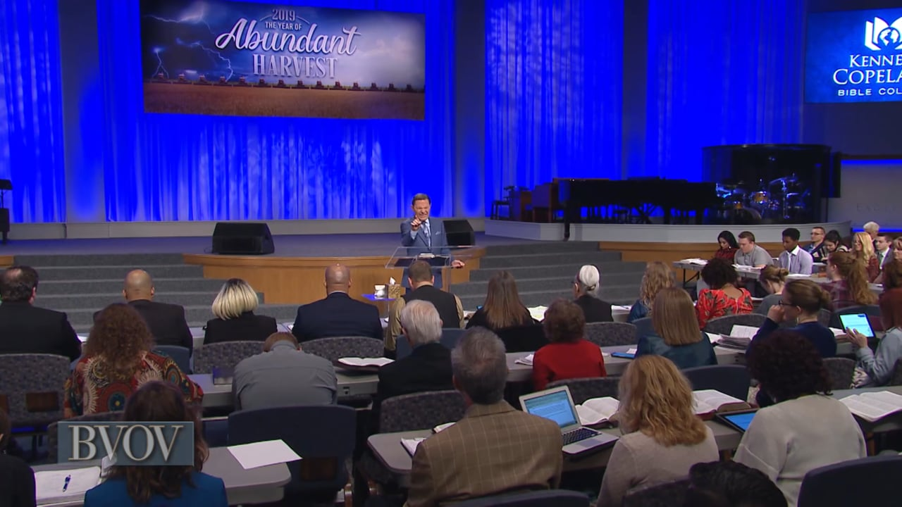 Watch Kenneth Copeland on Believer's Voice of Victory, as he shares testimonies about believers who have experienced supernatural opportunities as a result of their faith and willingness. You don't have to look to man for promotion—THE BLESSING will open opportunities for you!