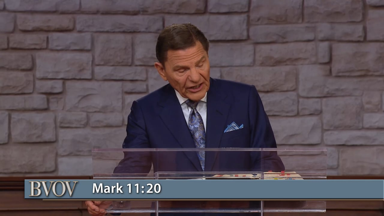 Are you believing God for something that seems impossible? Today, discover what is impossible in the natural is possible with God. Join Kenneth Copeland to learn in depth how everything you could possibly need or ever desire is already inside you right now.