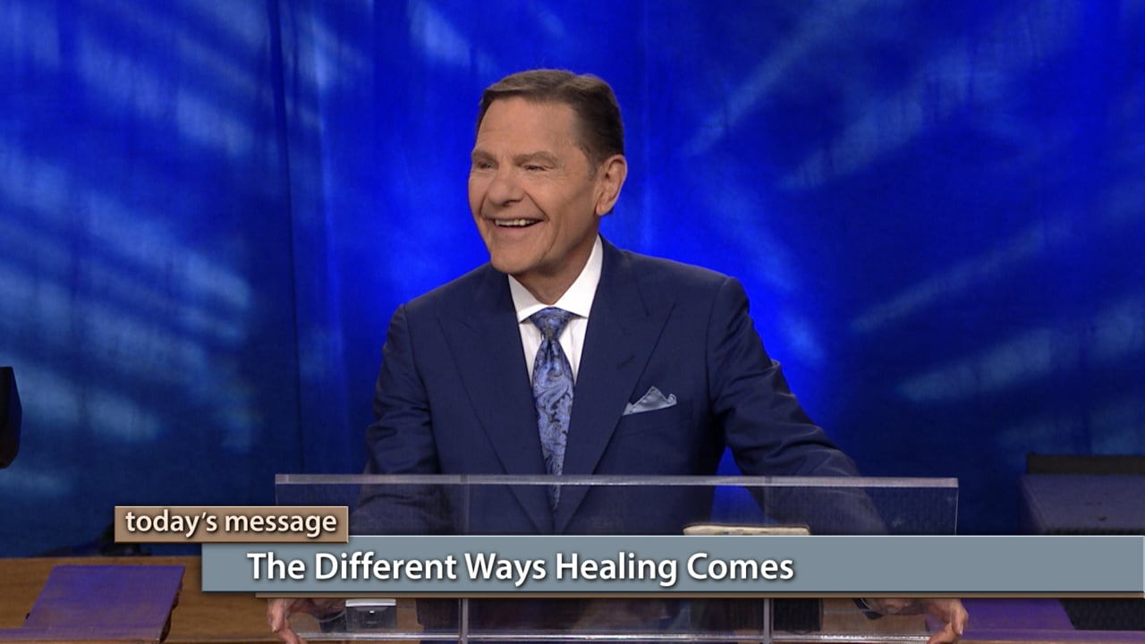 Join Kenneth Copeland for Healing School on Believer's Voice of Victory, and watch powerful testimony after testimony of God's healing power in the lives of fellow believers. Learn the different ways healing comes and how you can access the healing Jesus died to give you.