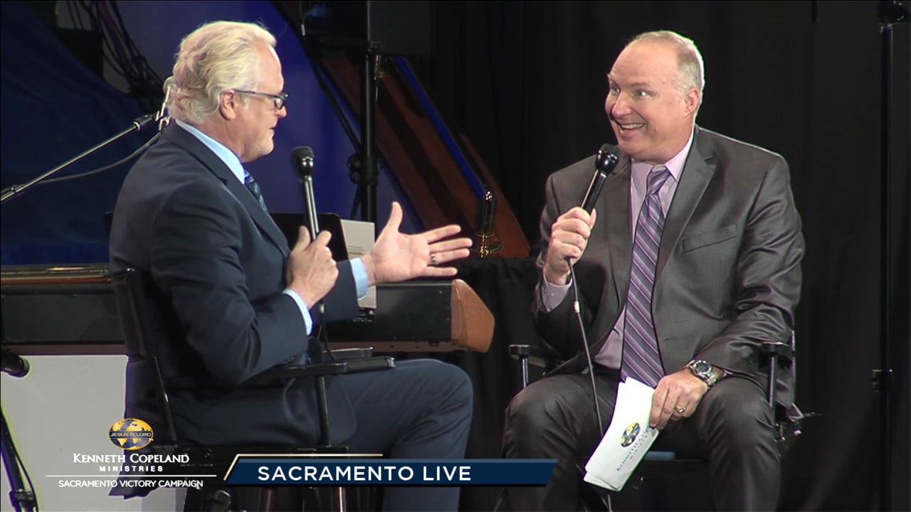 At the 2019 Sacramento Victory Campaign, Tim Fox has the host of Revival Radio TV as his guest, Dr. Gene Bailey. Enjoy video clips from KCM's prison ministry and meet guest Robert Briley, from the host church in Sacramento. Buddy Pilgrim also shares his testimony regarding the benefits of partnership.