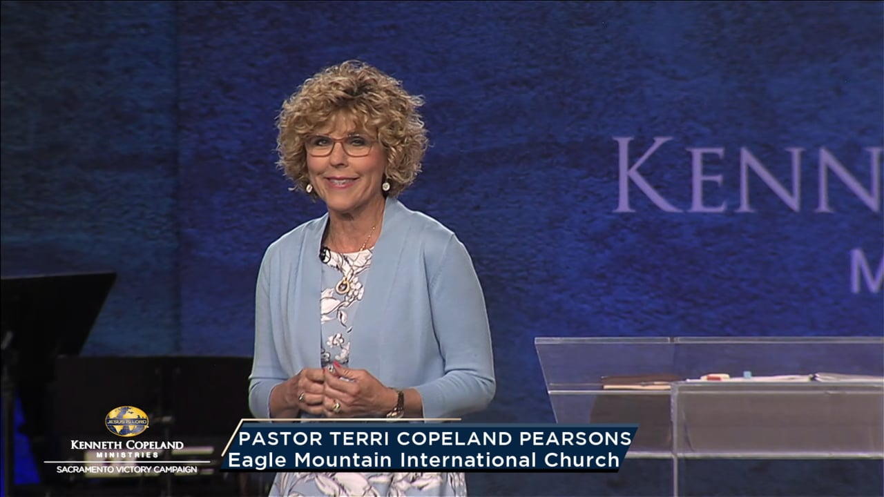 Watch Terri Copeland Pearsons and Tim Fox share a testimony of the importance of having the Word stored in your heart at the 2019 Sacramento Victory Campaign. Also learn how to pray in the Spirit with direction and purpose. You can bring a supply of the Spirit to any situation and see answers unfold.