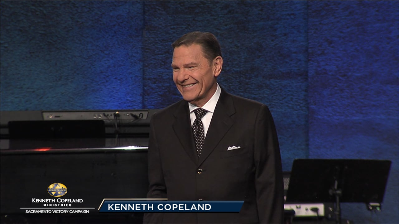 Kenneth Copeland continues his series at the 2019 Sacramento Victory Campaign about being God-inside minded. We are one with Christ. He walks in us! His legs are mine! His hands are mine! He lays hands on the sick through mine and they recover! He is looking for people here on earth to partner with.