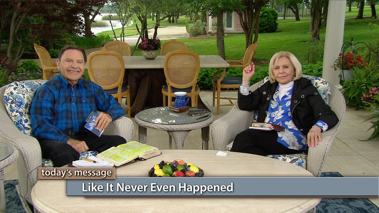 What can faith do to your troubles? Join Kenneth and Gloria Copeland on Believer's Voice of Victory, as they reveal how casting your cares on Jesus and standing in faith can take even the worst prognosis and make it like it never happened. Learn how you can see the miraculous when you learn to turn your situation over to Jesus, your Care Taker!