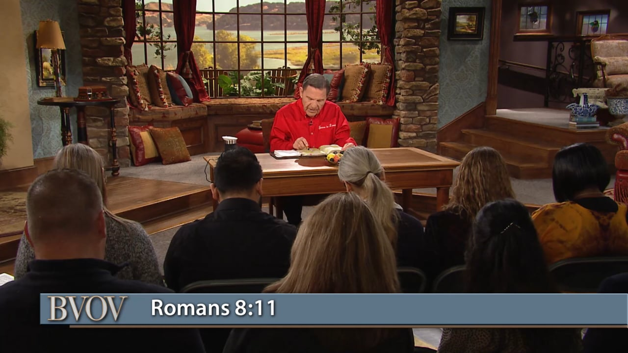 Spending too much time following your five senses? Join Kenneth Copeland on Believer's Voice of Victory as he teaches you to train your senses with The WORD of God and school yourself out of worry, fear, sin and anything else that hinders you. You can tame your five senses with The WORD of God for nonstop victorious living!