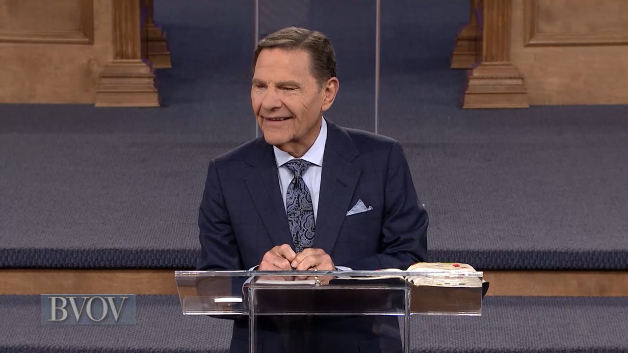 Imagine God loves you just as much as He does Jesus. Join Kenneth Copeland on Believer's Voice of Victory to learn it's not imagination, but the truth based on God's WORD that you can take hold of with confidence.