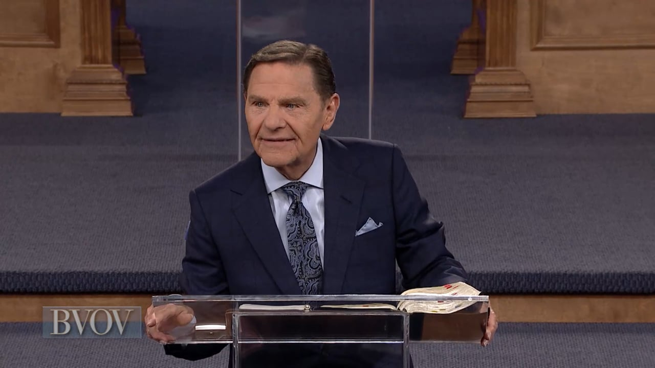 When you are established in God's love and allow that love to be released through you, you will always prevail. Today on Believer's Voice of Victory, Kenneth Copeland shares the transforming power of love that never fails.