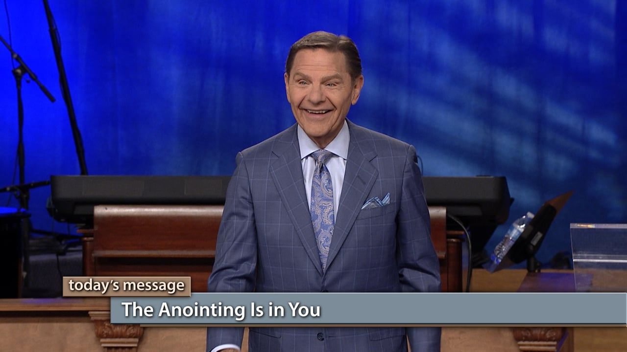 Watch Kenneth Copeland on Believer's Voice of Victory as he teaches you how to activate the Spirit of wisdom, understanding, counsel, might, knowledge and the fear of the Lord through the Anointing of Jesus Christ. Learn how that anointing is in you right now because Jesus lives in you. Let the Anointing propel you forward to total victory!