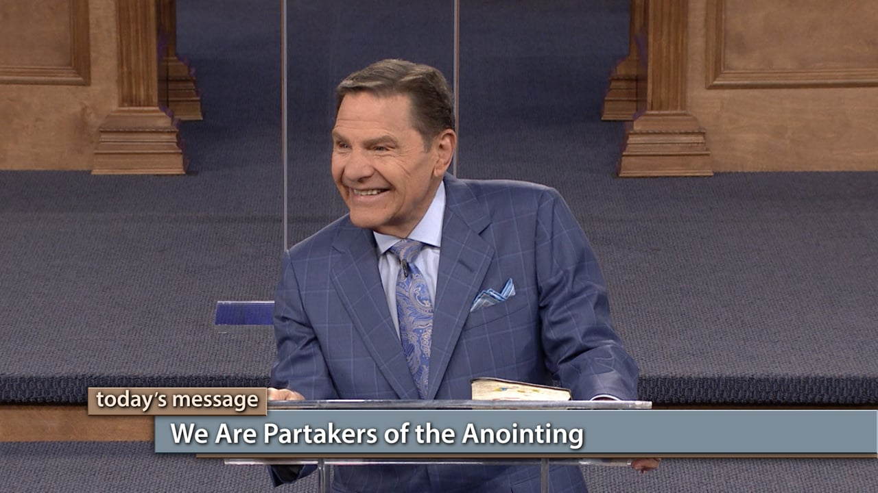 Are you taking your part of the Anointing or leaving it on the table? Join Kenneth Copeland on Believer's Voice of Victory as he teaches why you are a carrier of the burden-removing, yoke-destroying power of the Anointing of Jesus Christ. Through Jesus, you are a partaker of the Anointing—expect it to operate in your life every day!