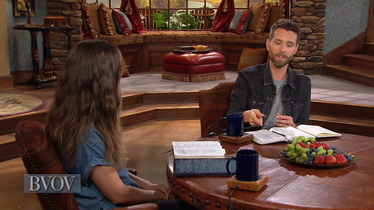 Watch Jeremy and Sarah Pearsons on Believer's Voice of Victory as they discuss how the life you live is the legacy you leave. Learn how the assignment for every generation is to live a life that preaches the goodness and faithfulness of God to the next generation. That is living a legacy of faith!