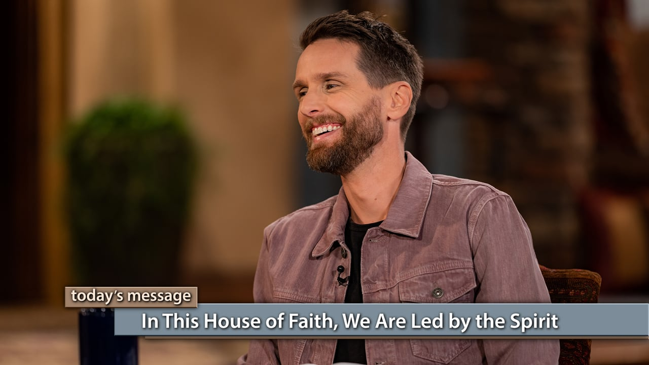 "The world will lead you wrong, but God never will! Join Jeremy and Sarah Pearsons on Believer's Voice of Victory as they encourage you to follow the leading of the Lord, and not the ""common sense"" of man. In this house of faith, we are led by the Spirit. This defines and differentiates us from everyone else!"