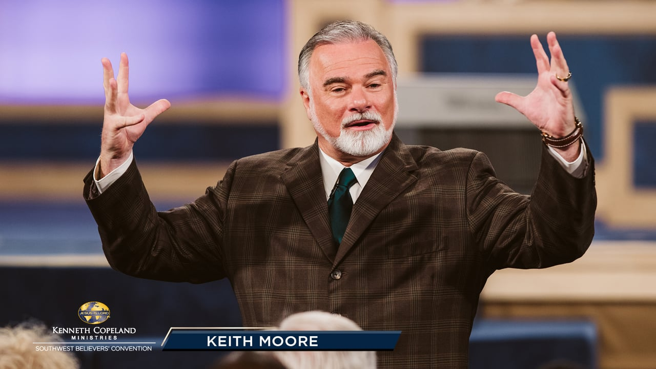 You don't have to leave this earth early! At the 2019 Southwest Believers' Convention, Keith Moore teaches how we can live long and finish our course with joy! Jesus came to undo all the works of the devil. He bore the source and cause of every sin. We deserve no judgment because He took it all for us!