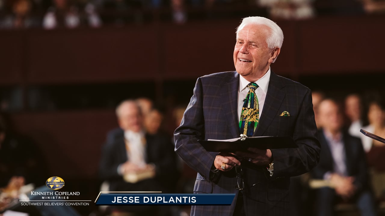 Are you a dreamer? Join Jesse Duplantis for day one of the 2019 Southwest Believers' Convention as he shares why if you want to go to new levels in your life, you'll learn how to dream all, believe all, and receive all. You should always be reaching higher and living in joy and expectancy—that's the power of being a dreamer!