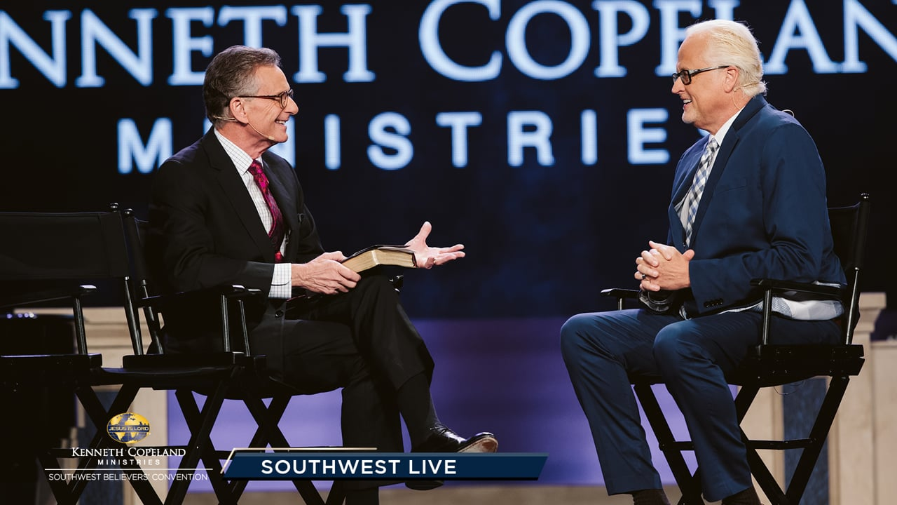 Join Tim Fox and co-host Gene Bailey at the 2019 Southwest Believers' Convention. Gene talks to his guest, Pastor George Pearsons, about his KCM/EMIC journey. Pastor Greg Stephens and guest Buddy Pilgrim talk about the benefits of partnership with KCM. Hear about the Le Fevre's exciting program on theVICTORY Channel™!