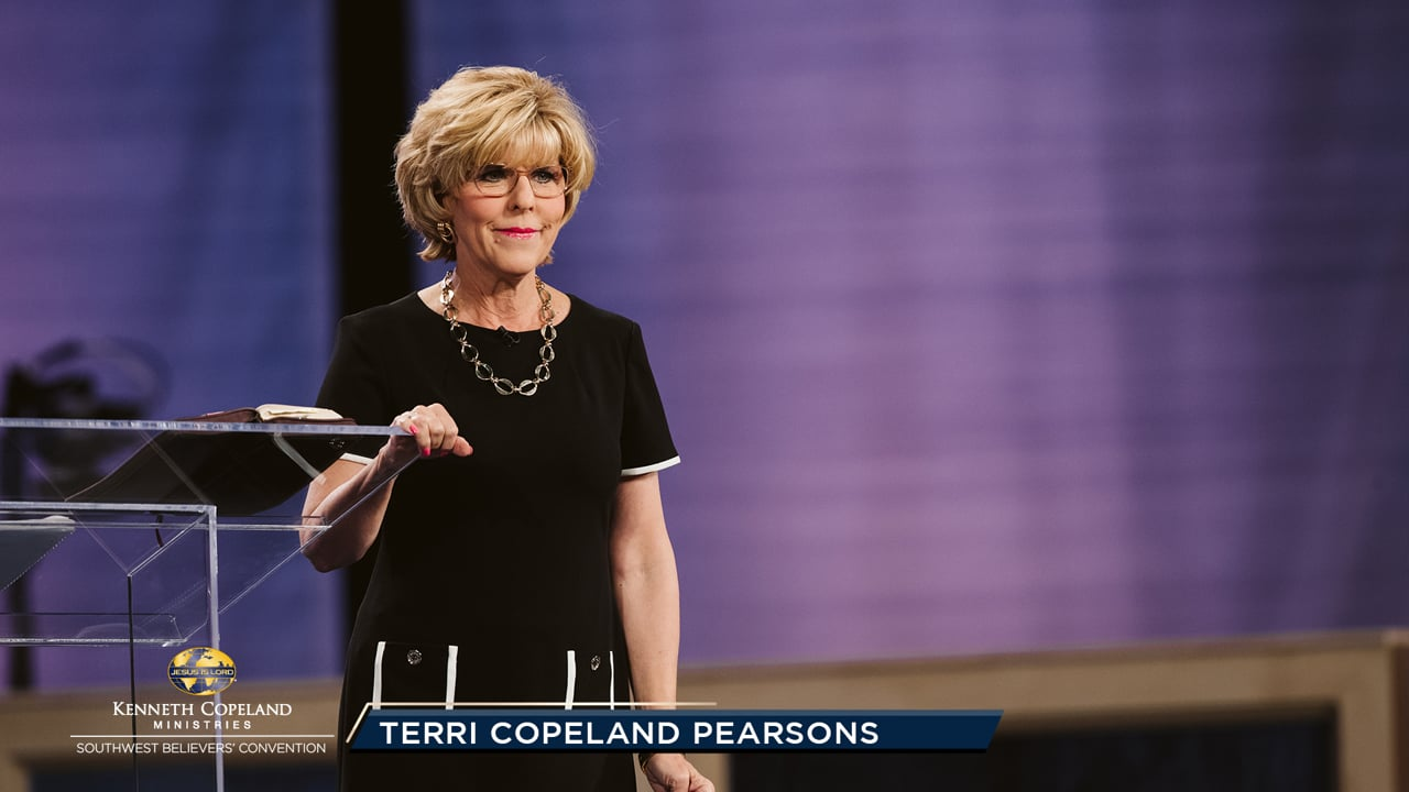 At the 2019 Southwest Believers' Convention, Terri Copeland Pearsons shares how faith has a nature of victory. It has its eye on the prize! It takes faith to find and follow the Spirit in prayer. We are co-laboring with Him to see His desires fulfilled in the earth. Watch to see what He says within!