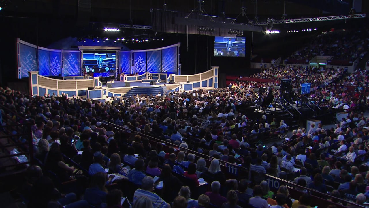 In this 2019 Southwest Believers' Convention session, Creflo Dollar contrasts the Law by Moses and grace by Jesus. Grace is a Person, not a subject or curriculum. Once we admit we need a Savior, His Spirit works in us to do something we cannot do on our own. He changes our desires to align with His.