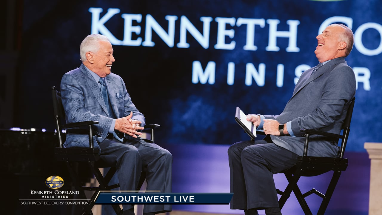 Catch up with Jerry! Join Tim Fox as he sits down with Jerry Savelle for a fun and powerful conversation about his longtime ministry connection and relationship with Kenneth Copeland. Tune in as he shares more about this special year of rejoining Kenneth for a year of ministering together as Jerry celebrates 50 years in ministry!