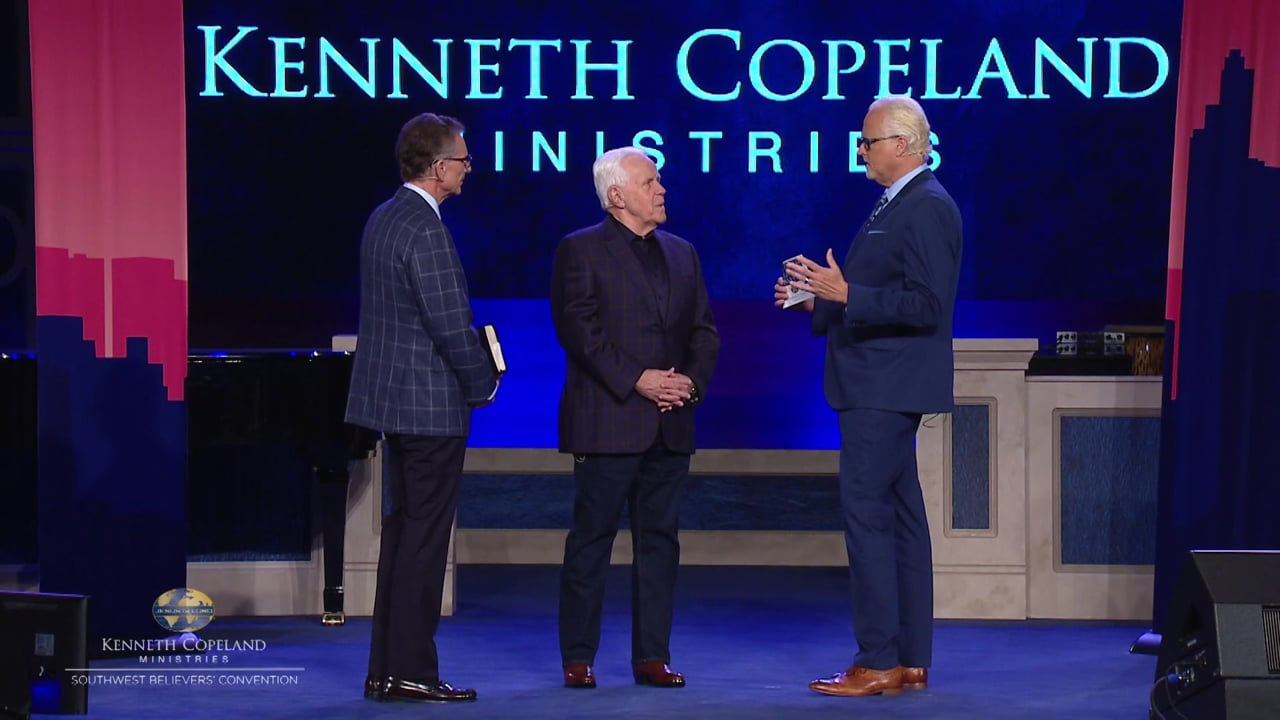 Join Gene Bailey at the 2019 Southwest Believers' Convention as he hosts Jesse Duplantis and Ps. George Pearsons. Raising awareness to the Word of Faith will be the mission of the upcoming Victorython on the VICTORY™ network. Tim Fox talks with David Ellis about his vast ministry and musical heritage.