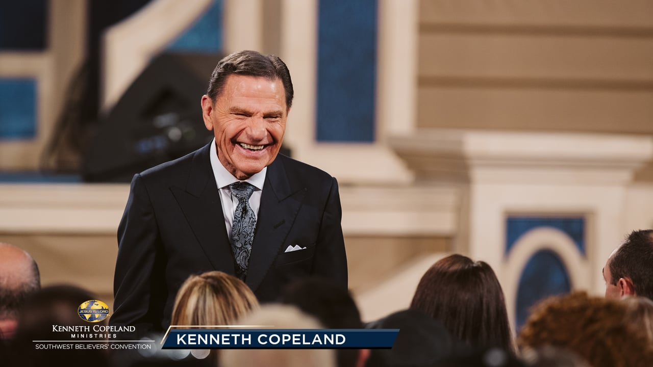The hundredfold principle works all the time because it's seed, time and harvest. At the 2019 Southwest Believers' Convention, Kenneth Copeland shares the importance of what you sow, whether money or words, and how it impacts your harvest. Your life today is the result of the seeds sown in the past.