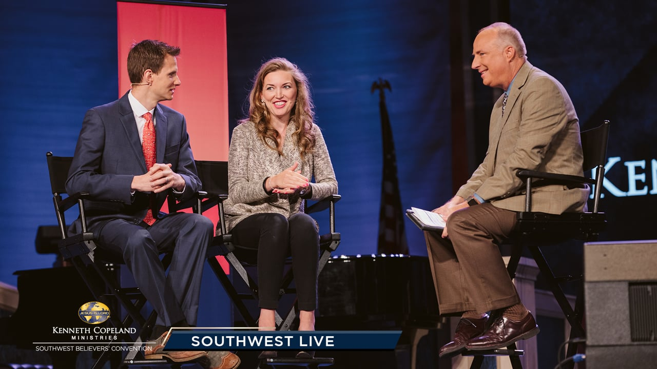 At the 2019 Southwest Believers' Convention, Gene Bailey talks to Ps. Billy Burke. With only three days to live, Jesus, The Healer, changed Billy's course! Tim Fox meets with Joe and Jessica Weiss, from KCM Canada, who share their miracle-baby testimony. Expectation always prepares you for a miracle!