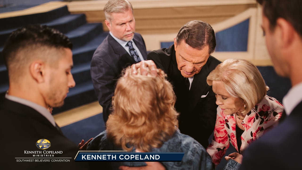 "A ""testament"" is a last will. Is it God's will to heal? At the 2019 Southwest Believers' Convention, Kenneth Copeland explains how God wrote His own will, died to bring it to pass and is now the executor of it! Faith begins where the will of God is known and it is surely the will of God to heal you!"