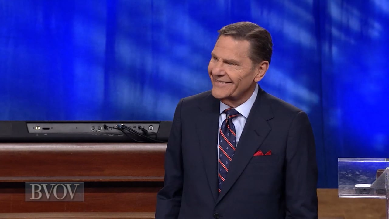 Today, on the Believer's Voice of Victory broadcast, Kenneth Copeland teaches on the law of faith. As you learn more about the fundamentals of faith you will learn how to release your faith.