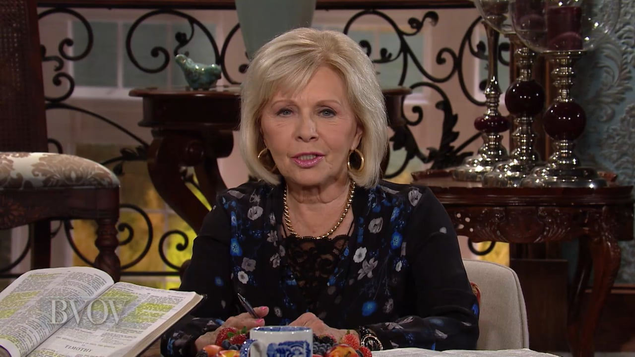 Should you wait for God to bring blessings to you? Find out on Believer's Voice of Victory as Gloria Copeland and George Pearsons share the importance of learning to claim what you need in cooperation with His will for you to be blessed. Don't beg and plead--claim what you need and receive God's abundant provision!