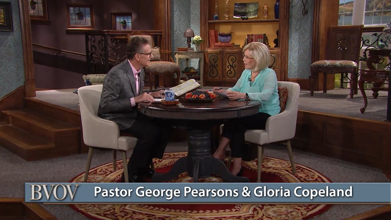 Can God trust you with wealth? Join Gloria Copeland and George Pearsons on Believer's Voice of Victory as they teach you how to get in position for God's BLESSING by being obedient to His Word. Learn why obeying God is the key to receiving everything He wants to give you. God is looking to bless His people financially, and that someone can be you!