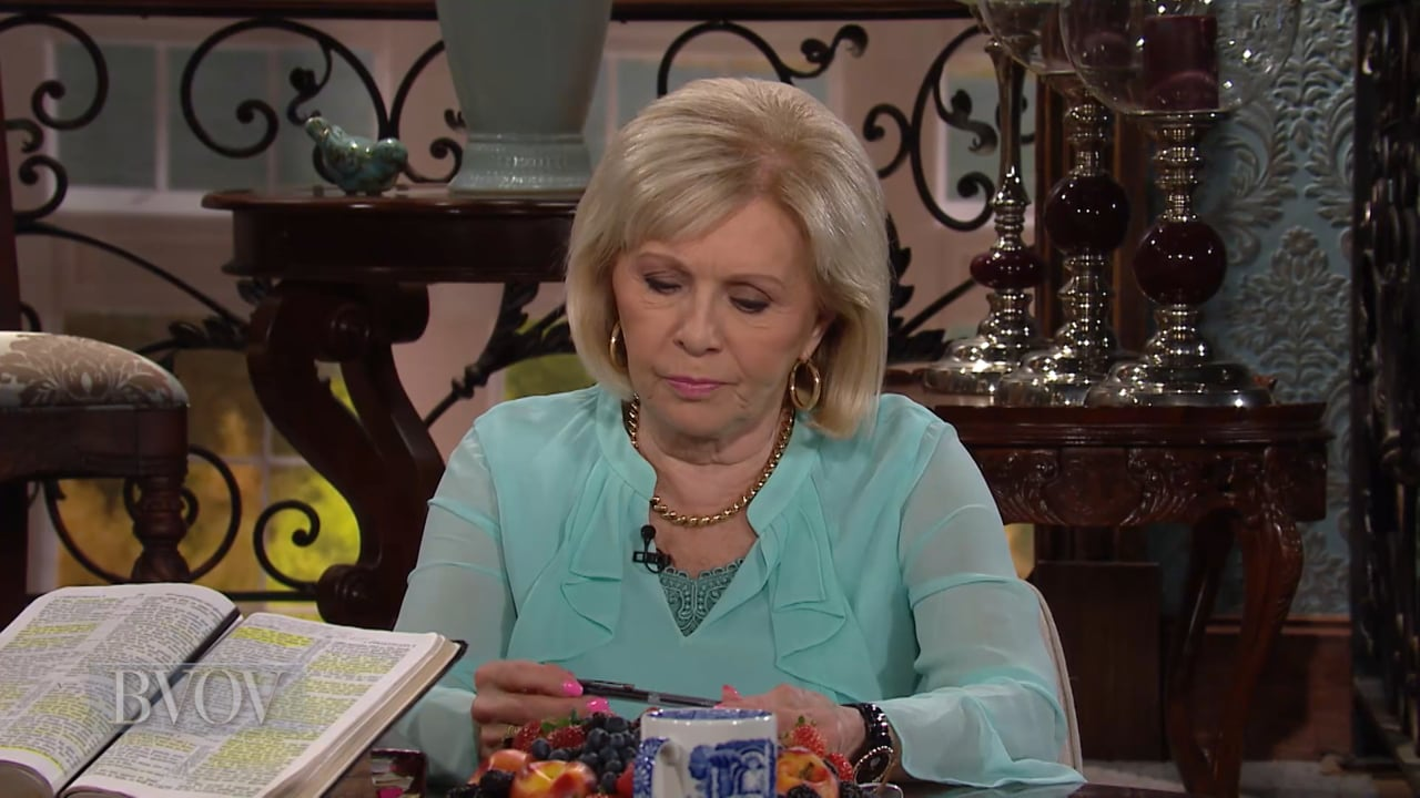 Are you relying on your job, credit cards, the government or people to meet your needs? Join Gloria Copeland and George Pearsons on Believer's Voice of Victory as they teach you why there is only one sure source of supply--God, and He never fails. Learn how to make God your Source in every situation, and leave financial stress behind for good.