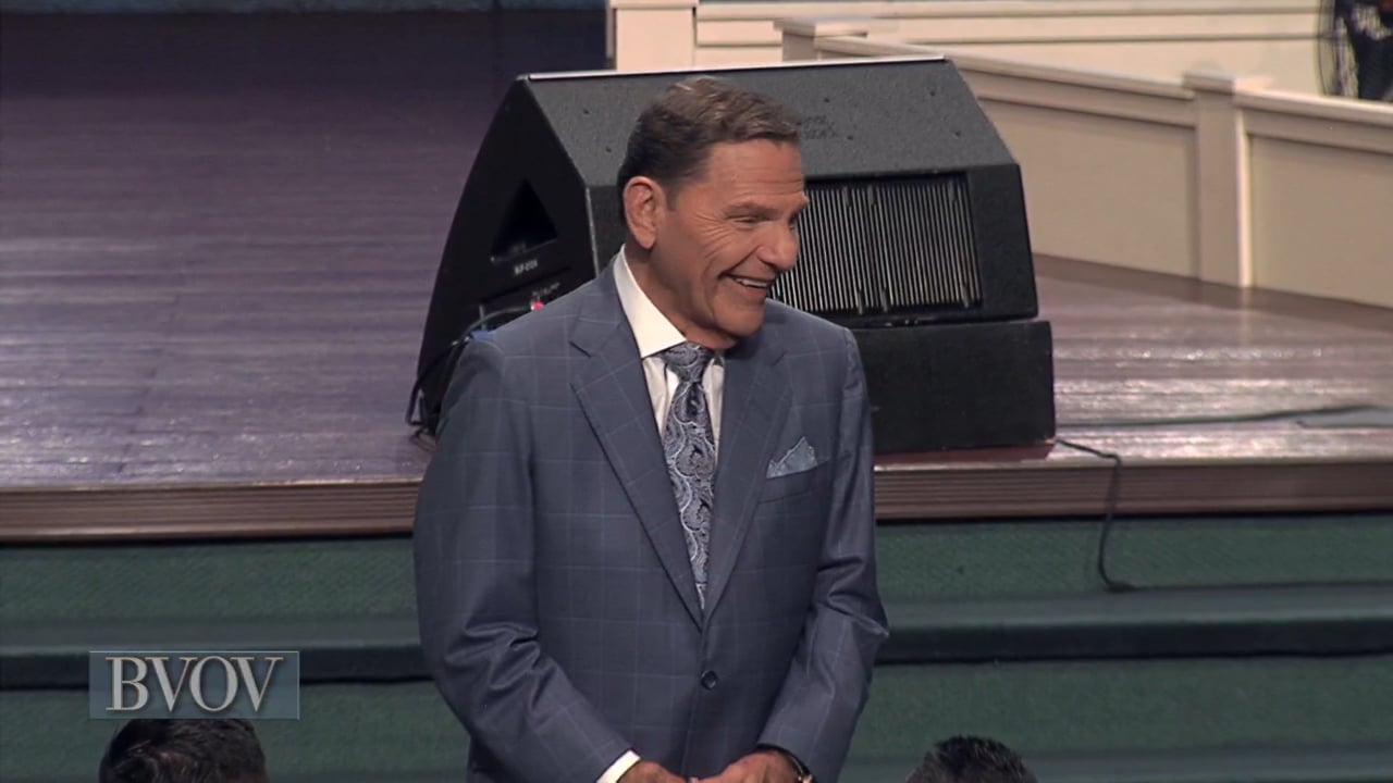 God is your source for everything. Today on Believer's Voice of Victory, Kenneth Copeland teaches you the importance of putting your complete dependence on God so you become Kingdom-of-God minded.