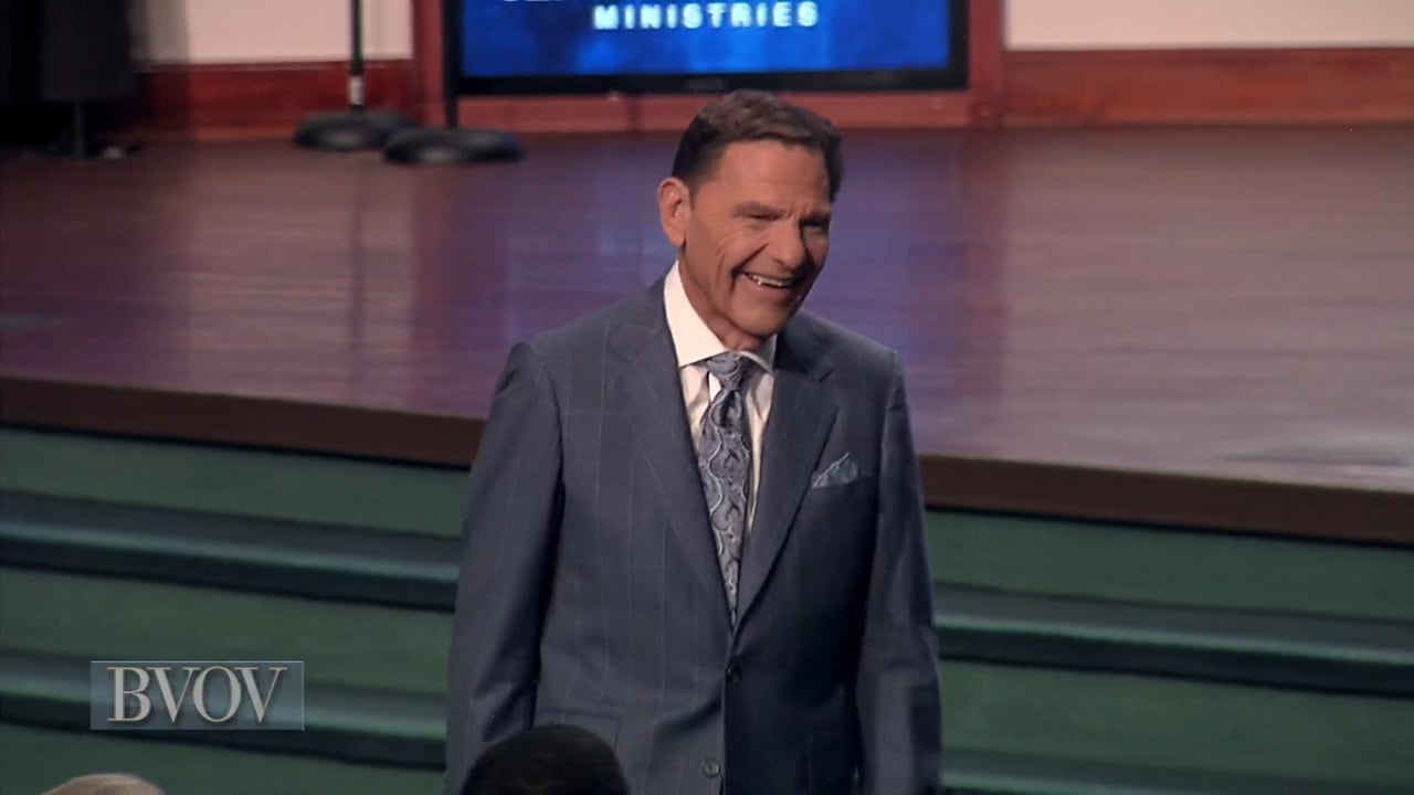 The Spirit of God, Your Source of Power | Kenneth Copeland