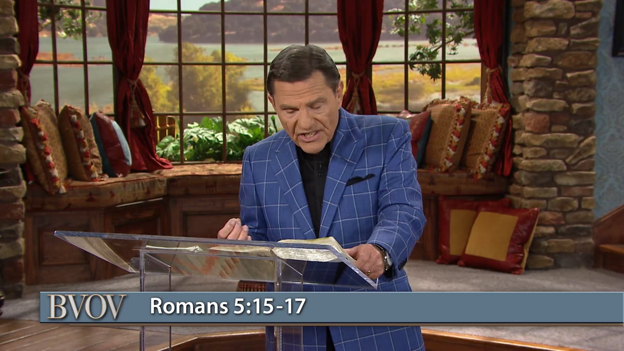 Watch Kenneth Copeland on the Believer's Voice of Victory broadcast as he shares how your right-standing with God enables you to have victory over sin, sickness and disease. This broadcast is part of a series previously aired March 27-31, 2017.