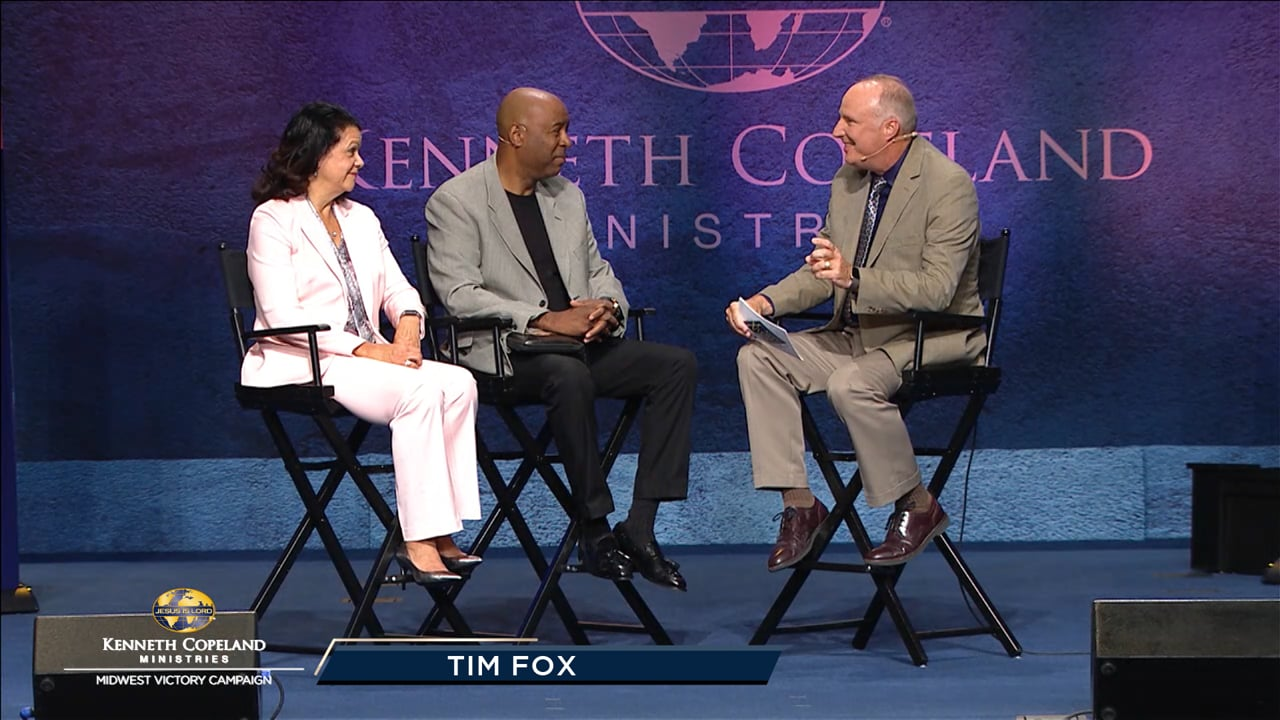 Join Tim Fox with Bishop Keith and Ps. Deborah Butler from the 2019 Midwest Victory Campaign. Hear the Butler's journey of faith from Bible school to starting churches all over the world. Meet Ps. Josh Pellowe from Citipointe Church (AUS) and Pastors Dave and Holly Cokonougher from House of Prayer.