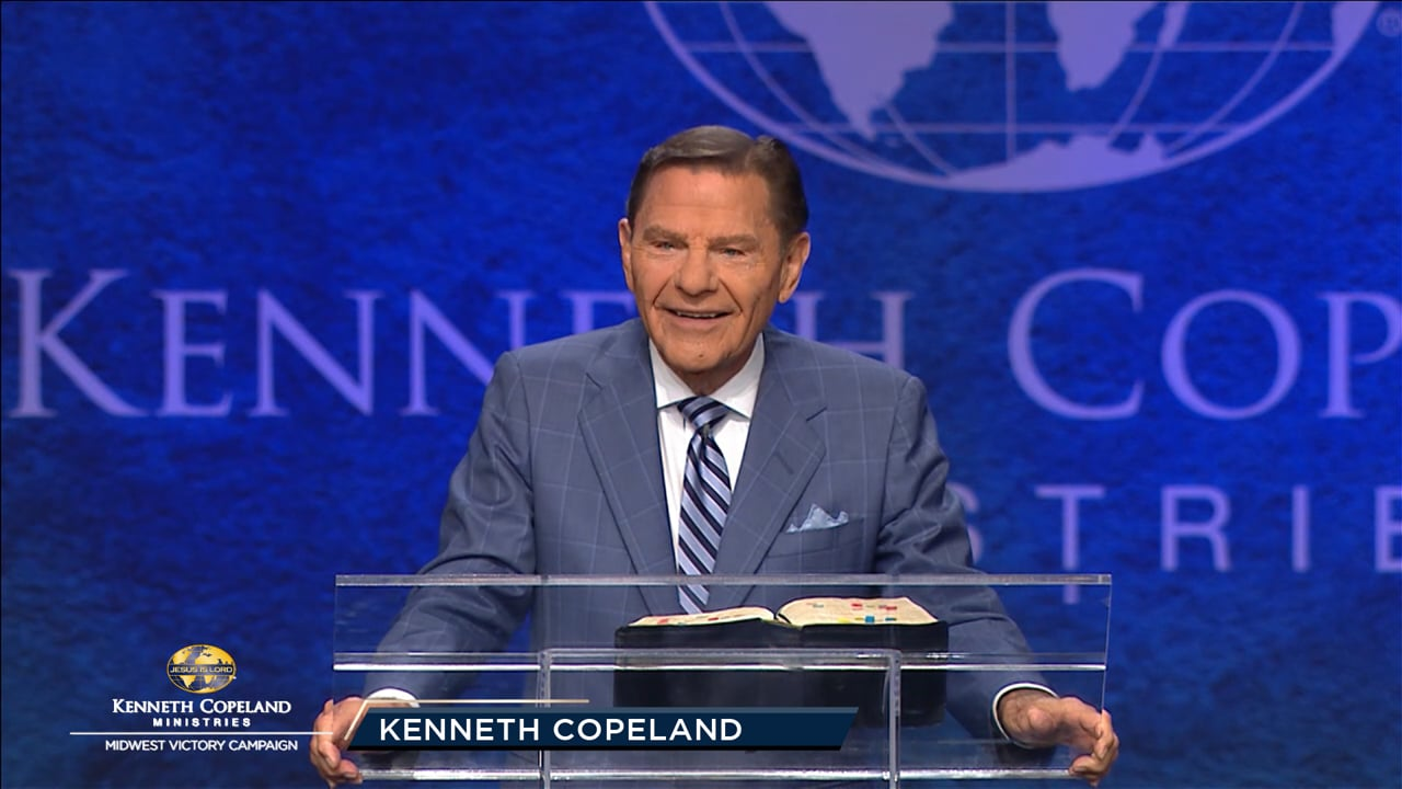 "At the 2019 Midwest Victory Campaign, Kenneth Copeland teaches heaven's economics. Hear how a man in the Bible missed an opportunity to do business with Jesus and prosper! Who are you doing business with? All things are possible with God! In Mark 10:29-30 He promises ""…a hundredfold now in this time."""