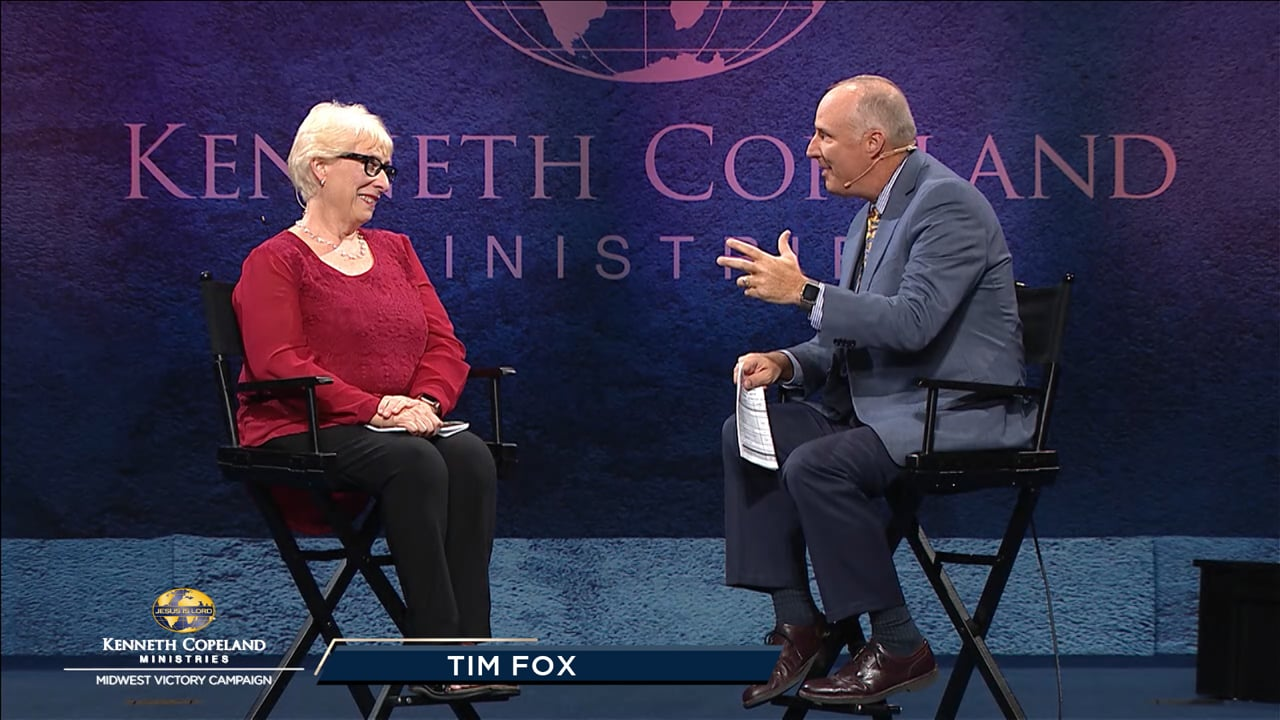 At the 2019 Midwest Victory Campaign, Tim Fox has Cheryl Hukill as his guest, author of A Bridge to Freedom–Words Create Life or Death. Hear Pastors Ron and Pam Craycraft, from Forecast for Life Church, share their faith journey. Watch KCM Partner videos that show how a word from God can bring victory!