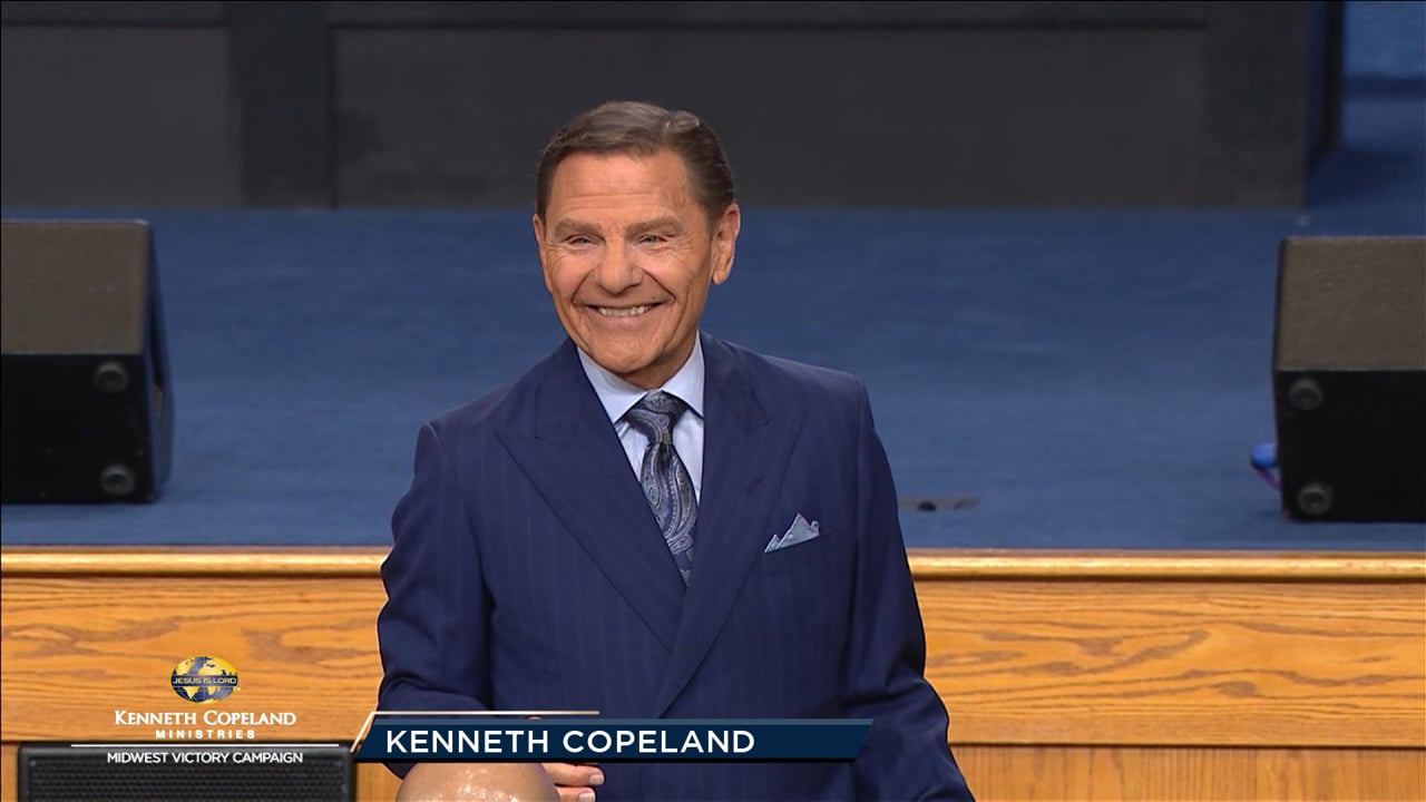 "Who do all great sporting events showcase? The masters of the fundamentals in that sport. At the 2019 Midwest Victory Campaign, Kenneth Copeland covers the basic fundamentals of faith necessary for success in this life and the renewing of the mind. He also reviews the six important ""I's"" of faith."