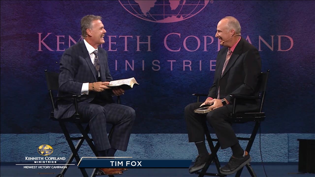 """Join Tim Fox and his guest Tracy Harris at the 2019 Midwest Victory Campaign. Is the Jesus in the Bible the same One in your church? The will of God has always been to heal people. You receive Him as Healer the same way you receive Him as Savior. It's not a """"day"""" of miracles; He's the God of miracles!"""
