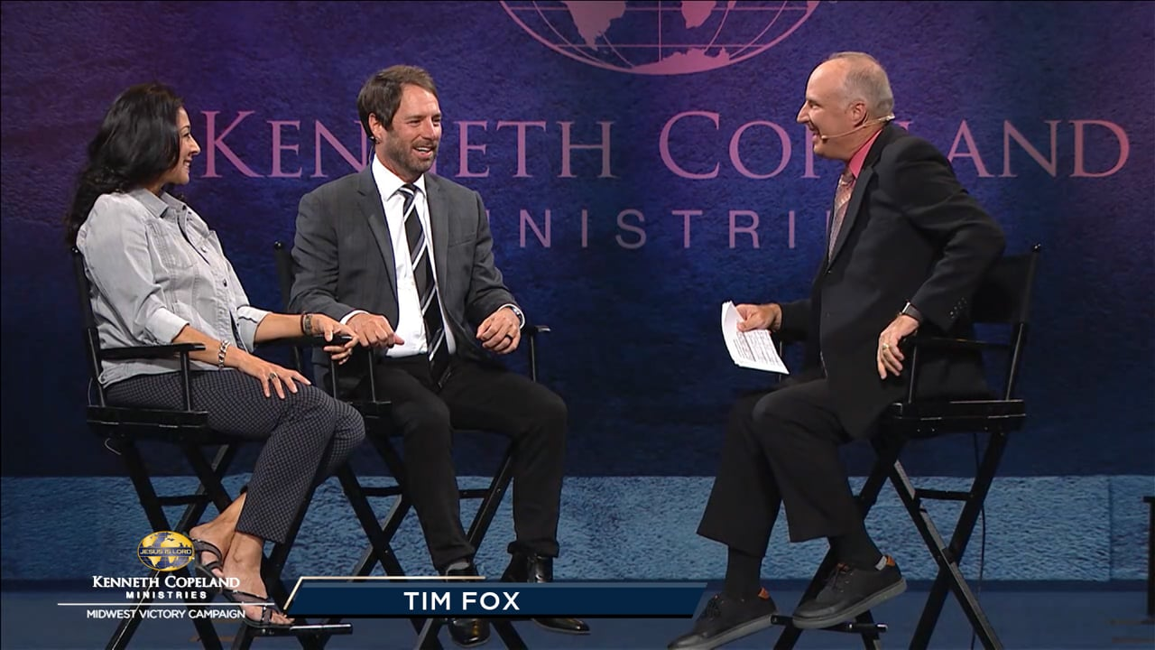Join Tim Fox and his guests Patrick and Dee Vandiver at the 2019 Midwest Victory Campaign as they share their journey of faith. Dale Mauck talks about the new program, Your Home Group, featured on Victory™. See Martin Hawkins (KCM Europe) and meet Pastors Philip and Bernadette Smith from Eternal Word Church.