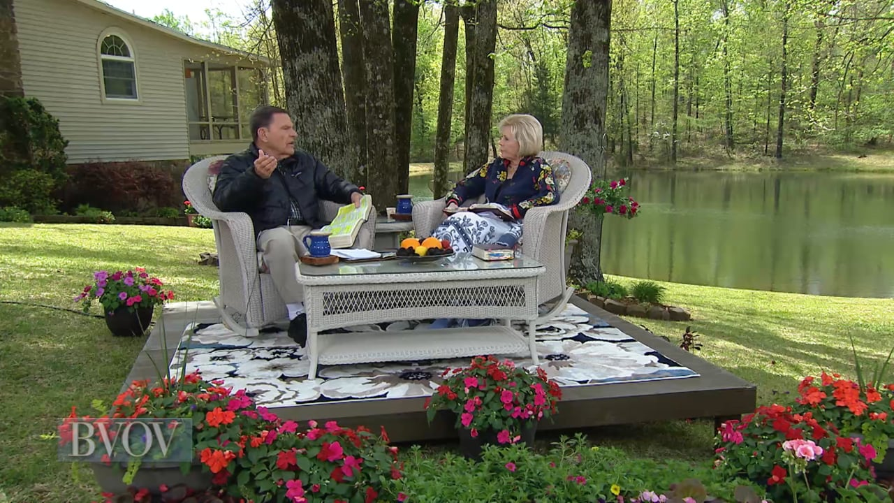 Watch Kenneth and Gloria Copeland on Believer's Voice of Victory as they share 101 things God says about healing. Learn how grace provided healing, but faith appropriates healing. Sickness is satanic bondage, and you should be loosed today! This broadcast is part of a series previously aired June 4-8, 2018.