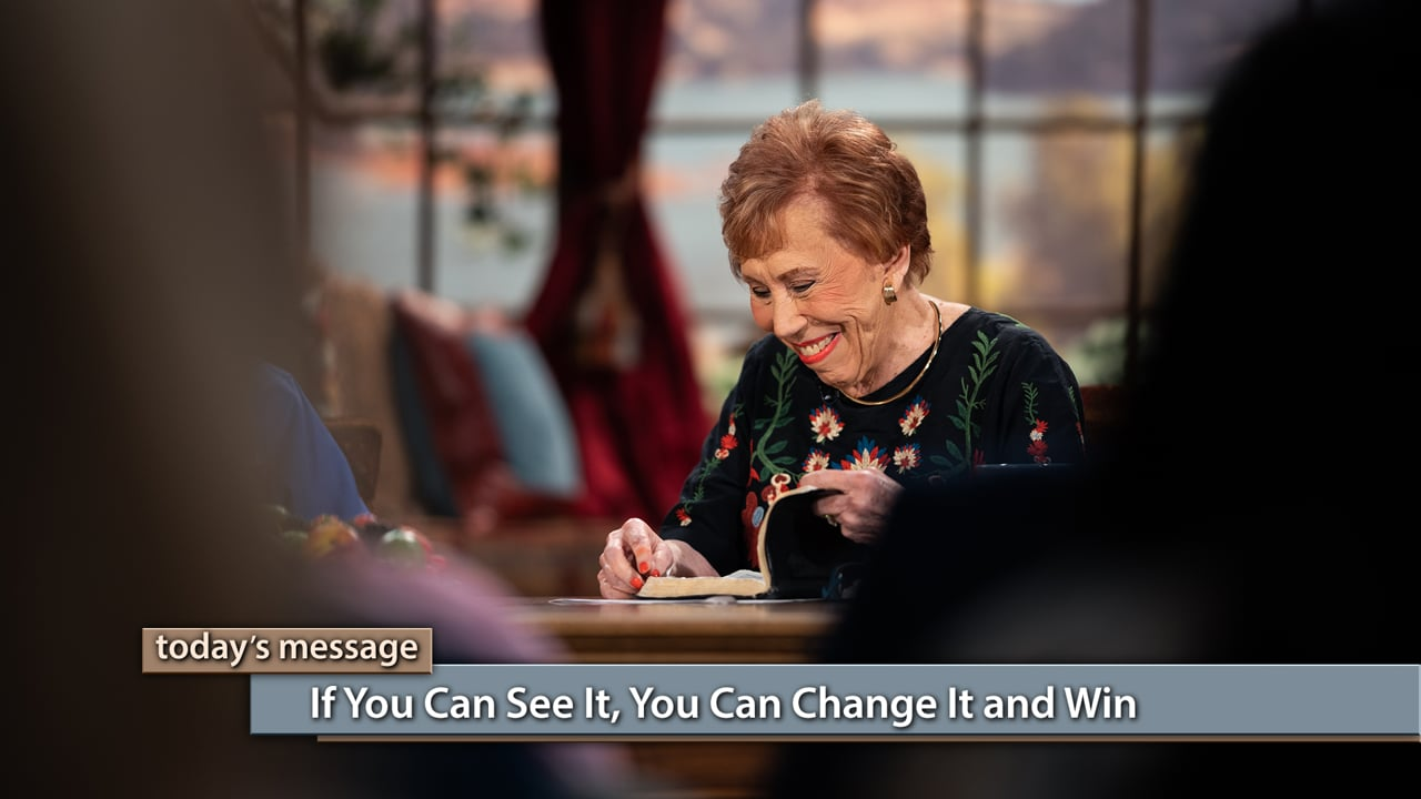 Watch Kenneth Copeland and Marilyn Hickey on Believer's Voice of Victory as Marilyn shares her miracle journey into a powerful international ministry, and her personal miracle that took 10 years to arrive. Learn why if you can see it, you can change it and win!