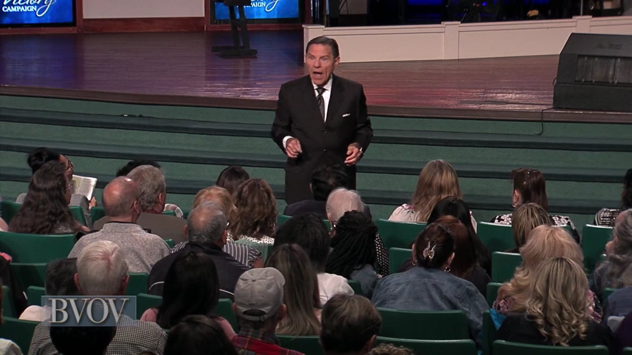 The same Holy Spirit that was in Jesus is in you the moment you receive the Baptism in the Holy Spirit. Today, on Believer's Voice of Victory, Kenneth Copeland teaches on the Anointing of God that is on us through the Holy Spirit.