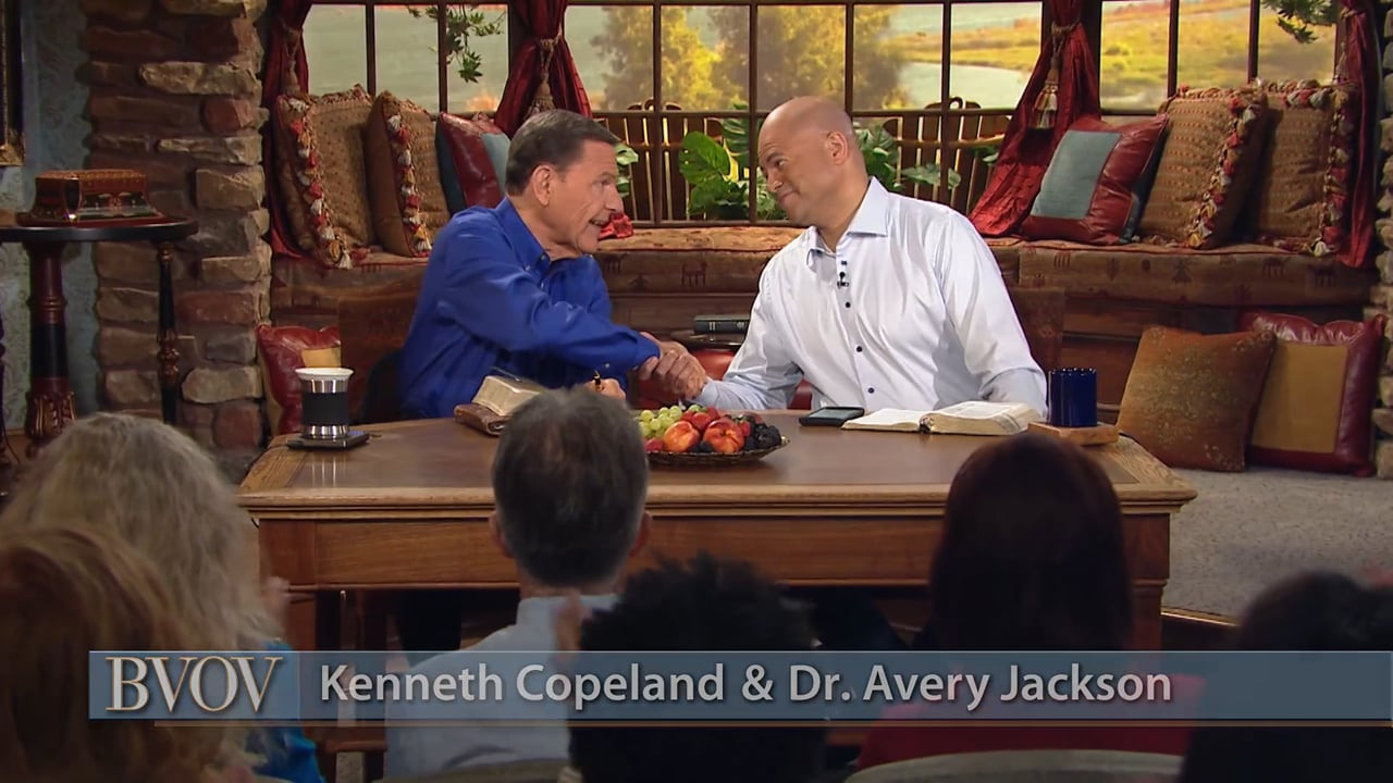 The God prescription for health includes being a giver! Watch Believer's Voice of Victory as Kenneth Copeland and Dr. Avery Jackson teach you why giving is healthier for your spirit, soul and body than receiving. Learn the extensive health benefits you receive when you make giving your priority!