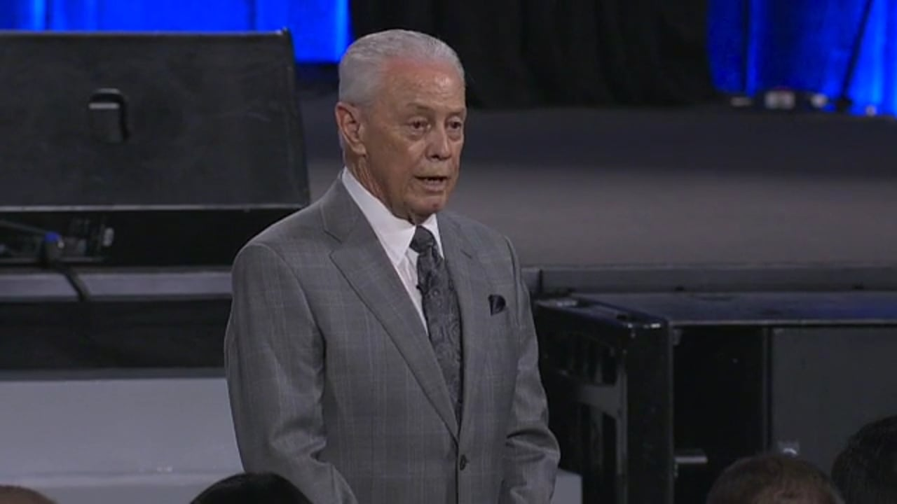 "At the 2019 Gold Coast Victory Campaign, Jerry Savelle shares how associating with great men of faith shaped the course of his life. Your increase has a lot to do with your mentors. Prov. 13:20 (MSG) says, ""Become wise by walking with the wise; hang out with fools and watch your life fall to pieces."""