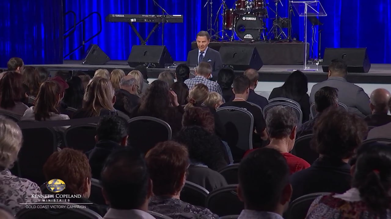 """Are you believing for a financial breakthrough? If you're waiting for the conditions to be perfect before you sow, it's unlikely they ever will be. At the 2019 Gold Coast Victory Campaign, Jerry Savelle teaches why seedtime and harvest are so important and how to """"sow in famine."""" It's God's promise of blessing!"""