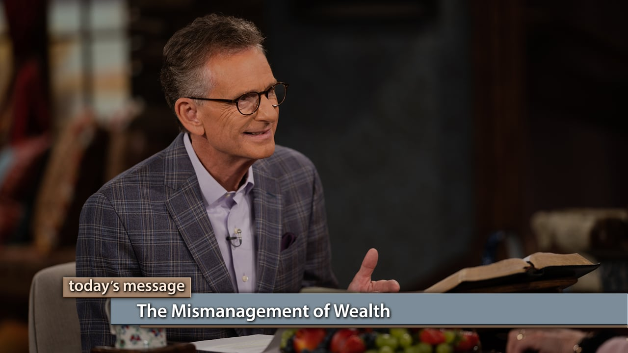 Are you managing wealth in a way that is pleasing to the Lord? Join Gloria Copeland and George Pearsons on Believer's Voice of Victory as they share how withholding good and using money to control others is the mismanagement of wealth. Learn how extravagant generosity is pleasing in the eyes of the Lord!