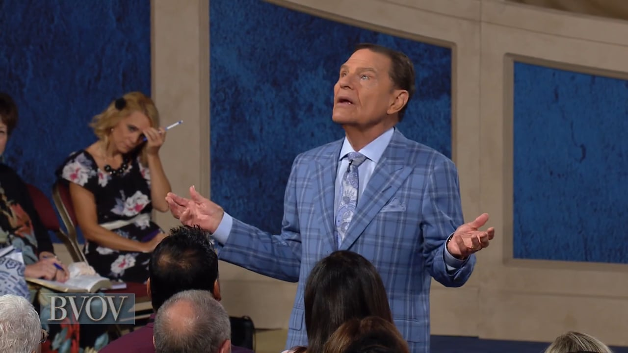 Today on the Believer's Voice of Victory, Kenneth Copeland teaches on becoming God-inside conscious. And how the Holy Spirit is the gateway to the supernatural.